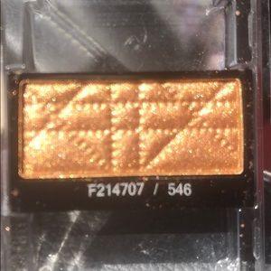 Dior single gold shadow # 546